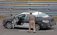 Spy Photo Of 2010 Buick LaCrosse/Invicta