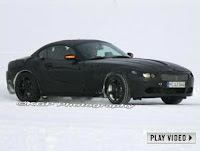 Spy Video: 2010 BMW Z4 Testing In Arctic Circle