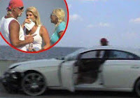 Brooke Hogan Involved In Florida Multiple Car Crash