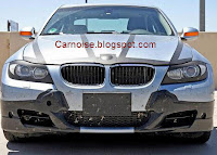 New 2009  BMW 3-Series Spy Photos
