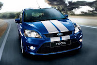 2009 Ford Focus XR5 Turbo Picture