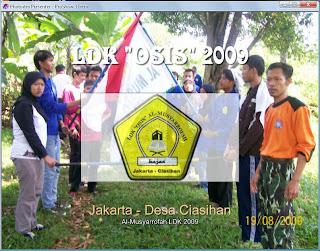 Download Hasil Presentasi LDK 2009 1
