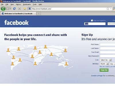 Awas, Facebook Palsu Hadir di Indonesia 2
