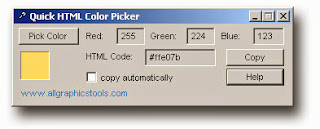 html,css,color picker