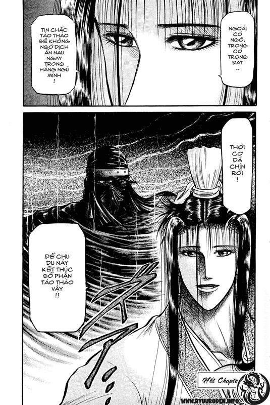 Chú bé rồng-Ryuuroden chap 34 Trang 55 - Mangak.info