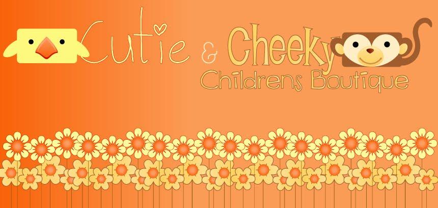 Cutie & Cheeky