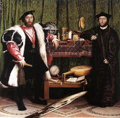 Οι δύο πρεσβευτές του Hans Holbein του νεότερου