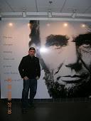 @Abraham Lincoln Memorial Washington D.C