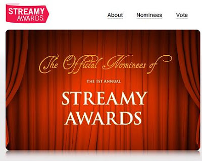 streamy awards streamys streamies steamy live webcast