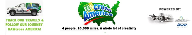 RAWcross America: The Drive