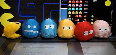 Igra Pac-Man na Google.com