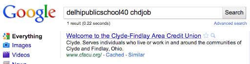 bing copia a google
