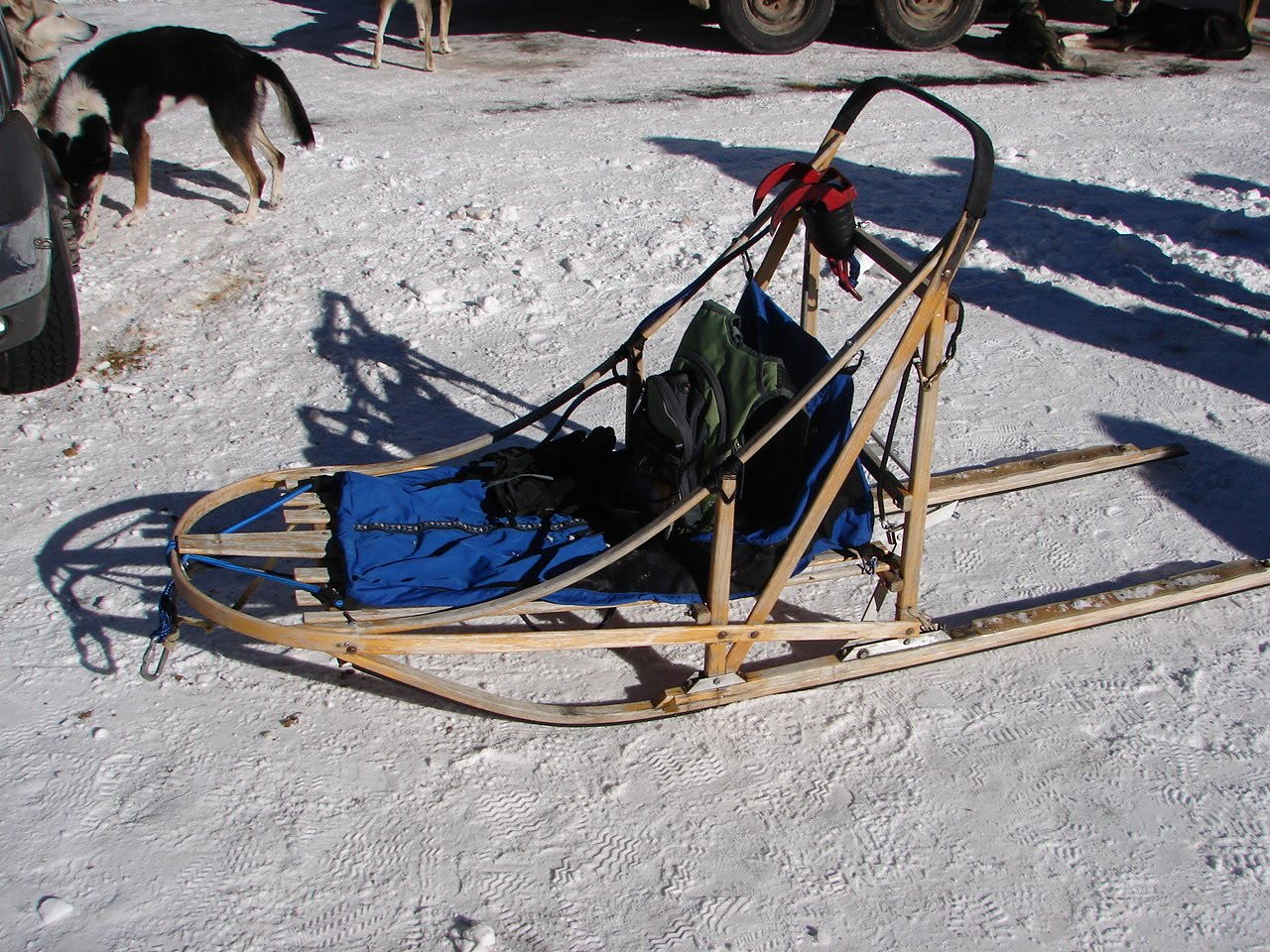 North of Andorra: Dog Sled Races on Grand Mesa