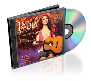 Download CD Paula Fernandes Ao Vivo 2011