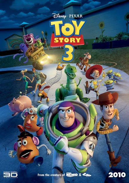 Toy Story Movie : Toy story teaser trailer