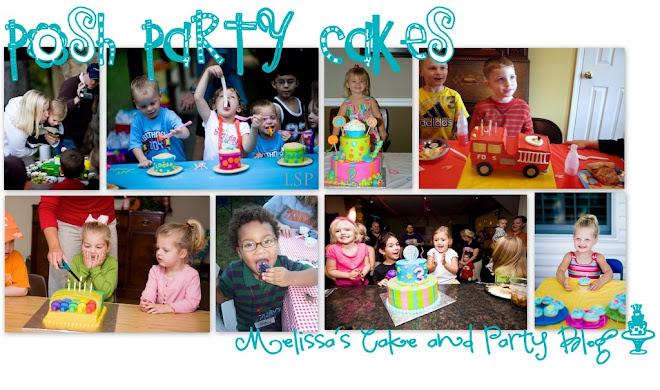 Posh Party Cakes
