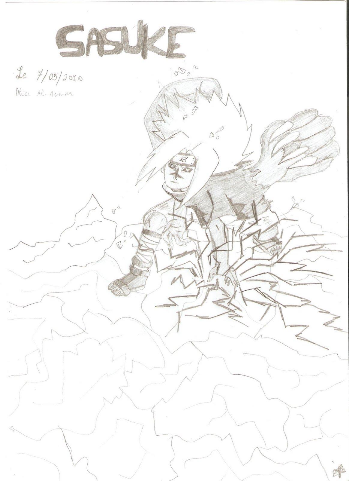 2 Dessin De Naruto