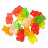 ...and gummy bears