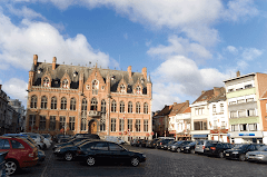 La frontali re plan for Debaisieux immobilier tourcoing