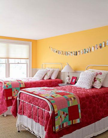 Inspired living spaces kiddies rooms - Images of kiddies decorated room ...