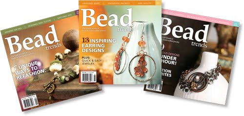 a bead a day bead trends magazine freebie