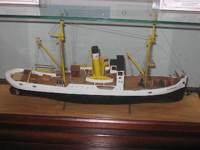 Alemdar Gemi Maketi