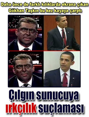 turkish obama Gokhan TASKIN