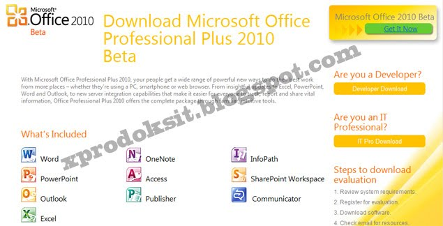Download microsoft office professional plus 2010 beta - Download office professional plus ...