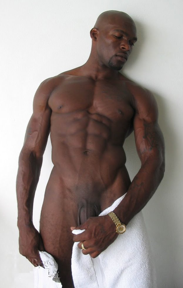 Beautiful black men nude