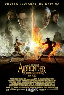 Airbender: El Último Guerrero (2010)