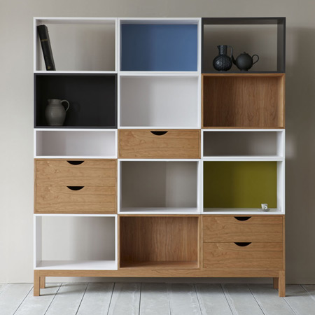 Multifunction Furniture Provides Extra Storage and Space