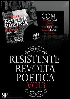 Resistente - Revolta Poetica Vol.3 - hiphoptuga.org