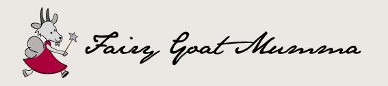 Fairy Goat Mumma