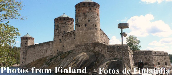 Photos from Finland / Fotos de Finlandia