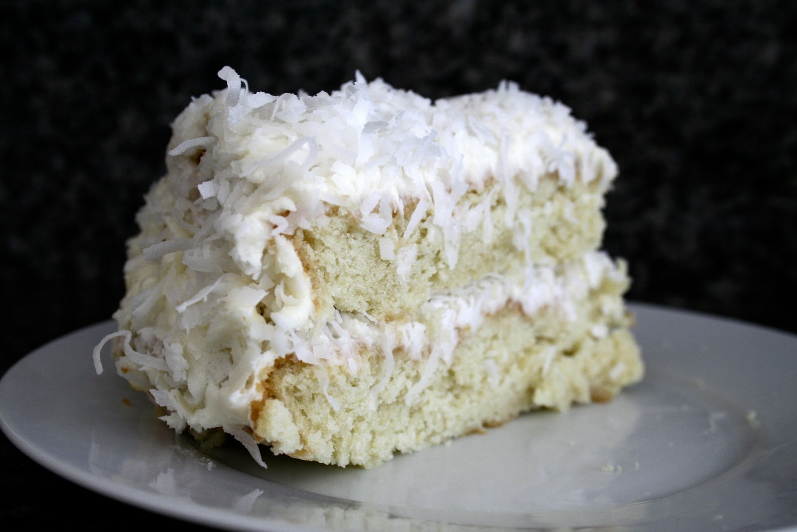 The best coconut cake in the world Broma Bakery