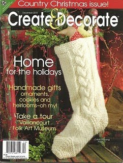Prairie flower farm want to tell you my surprise we are for Create and decorate magazine free