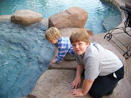 Trent and Seth
