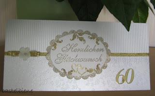 Karten Zur Diamantene Hochzeit Selbst Machen