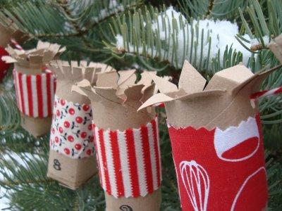 Como Hacer Adornos De Navidad Reciclados Ideas Para Hacer Adornos