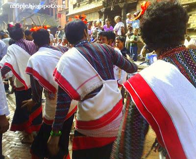 Gai Jatra Bhaktapur