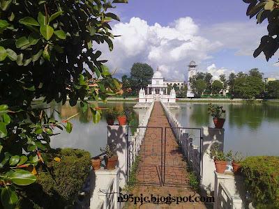 rani pokhari at kathmandu
