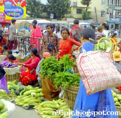 vegetable sellers