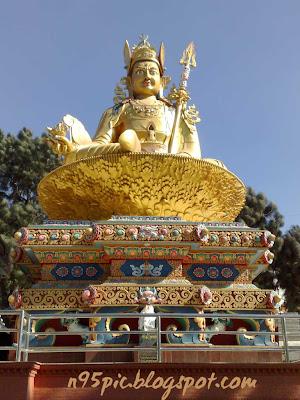 Lord padmasambhava,buddhist in nepal,buddhism in nepal