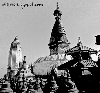 stupa of swayambhunath,self emerged stupa, Boddhisatva Manjushri,Buddist Pilgrims,budhism in kathmandu,destiny for buddha lover ,swyambhu temple in nepal