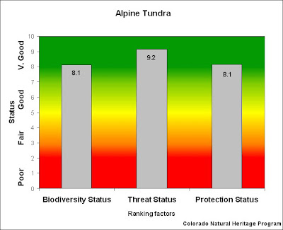 Alpine Tundra Scorecard Graph