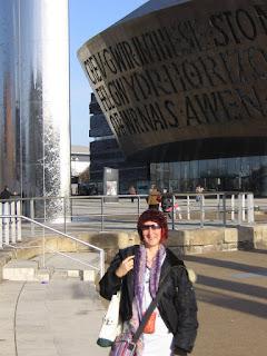 Rullsenberg at the Millenium Centre Cardiff