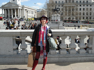 Photo by Cloud: Rullsenberg in Trafalgar Square