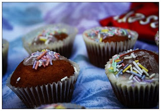 Fairy Cakes Recipe For Little Fishes
