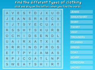 Teaching Students with Learning Difficulties: Clothes