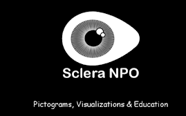 Sclera symbols English language version